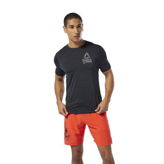 Training ACTIVCHILL Graphic Tee Black DU3938