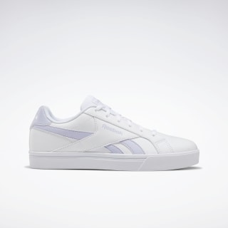 Reebok Royal Complete 3.0 Low Shoes White / Wild Lilac / White EF7999