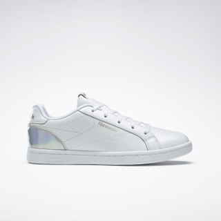 Reebok Royal Complete Clean Shoes White / Iridescent DV9205