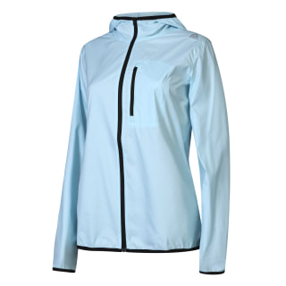 Спортивная куртка Workout Ready Full Zip Blue Lagoon CE1191