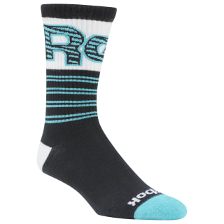Classics Basketball Crew Socks Black DV0870