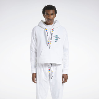 Reebok by Pyer Moss Hoodie White FN2541