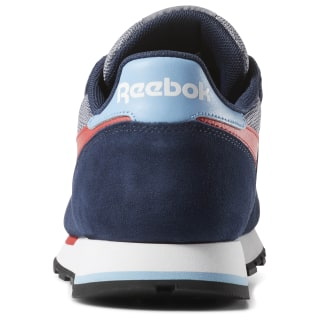 Zapatillas Classic leather Mu cold grey / navy / white / red DV3836