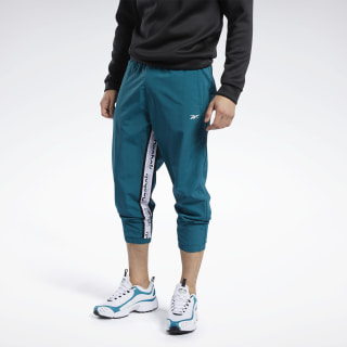Meet You There 7/8 Pants Heritage Teal FK6146