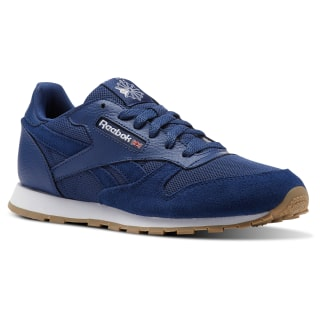 Classic Leather ESTL Washed Blue/White CN1139