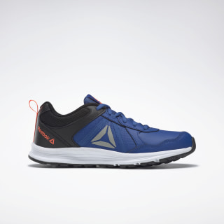 Reebok Almotio 4.0 Shoes Royal / Black / Orange / Pewter DV8679