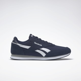 Reebok Royal Classic Jogger 2 Collegiate Navy / White / Baseball Grey V70711