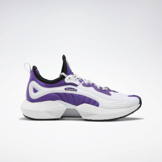 Кроссовки Reebok Sole Fury 00 Regal Purple / White / Neon Lime DV9250