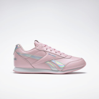 Reebok Royal Classic Jogger 2.0 Shoes Pink Glow / Iridescent DV9007