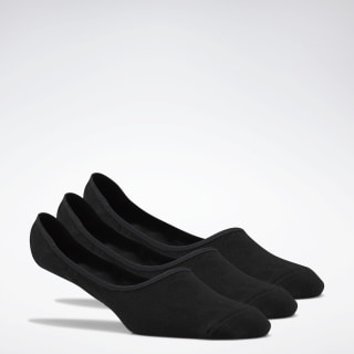 Носки TE INVISIBLE SOCK 3P Black / Black / Black FQ5313