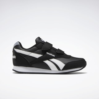 Reebok Royal Classic Jogger 2.0 Shoes Black / Cool Shadow / White EF3720