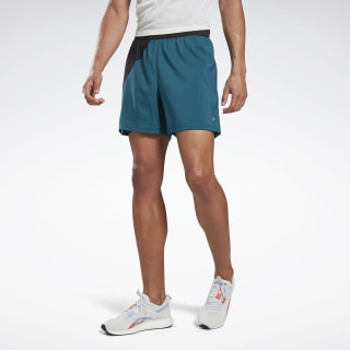 Shorts Running Essentials Two-in-One Heritage Teal FK6484