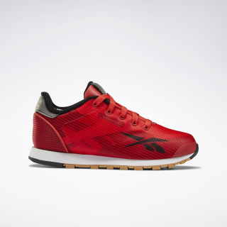Classic Leather ATI Shoes Primal Red / Black / Cold Grey 7 EH0111
