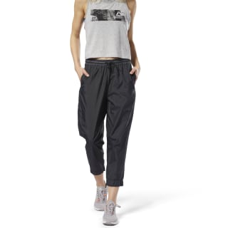 Workout Ready Woven Pants Black CY3643