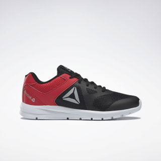 Reebok Rush Runner Black / Red / Silver DV8687