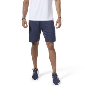 One Series Training Knit Shorts Heritage Navy DY8009