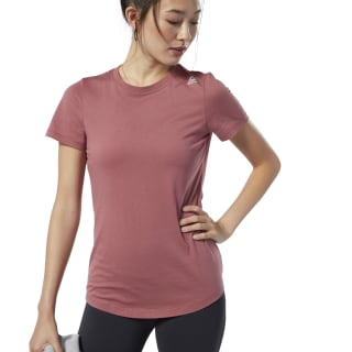 Training Essentials Tee Rose Dust EC2315