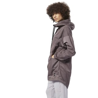 Training Supply Jacket Almost Grey CY4987