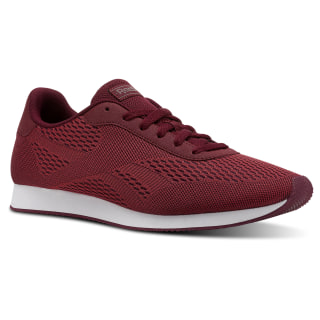 Reebok Royal Classic Jog PXKT RUSTIC WINE / CRANBERRY RED / ALMOST GREY / WHITE CN3162