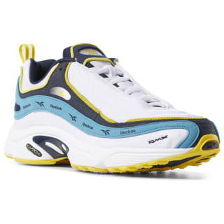 Daytona DMX Vector Shoes White / Navy / Mist / Yellow DV3890