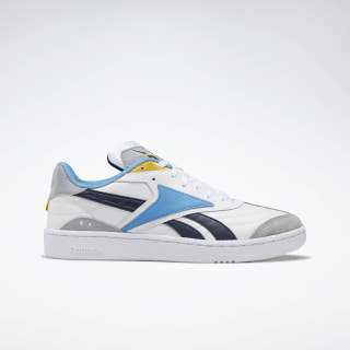 Club C RC 1 Shoes White / True Grey 3 / Collegiate Navy DV8662