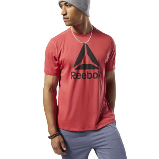 Workout Ready Supremium Tee Rebel Red EC0878