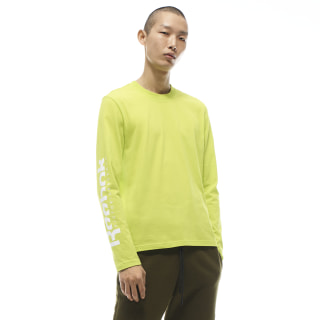 T-shirt VB Semi Solar Yellow FM4916