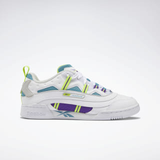 Workout Plus ATI 3.0 Shoes White / Regal Purple / Skull Grey DV8984