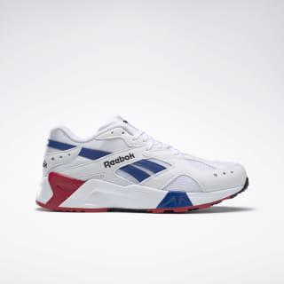 Reebok Aztrek White / Collegiate Royal / Excellent Red / Black DV5425