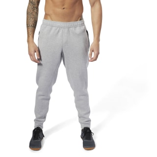 Pantalon de jogging Reebok CrossFit Double Knit Medium Grey Heather CY4962