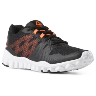 Zapatillas Realflex Train 5.0 black / white / guava punch DV4167