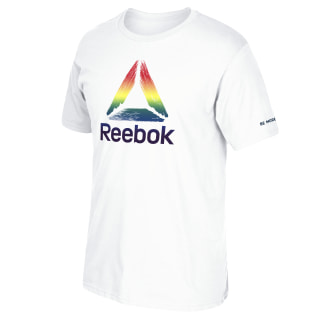 Playera GS QQR LGBT+ White FM7400