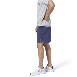 One Series Training Epic Shorts Heritage Navy EC0972