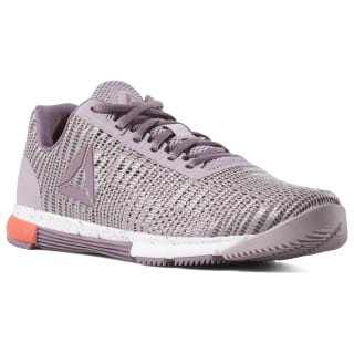 Tênis F Speed Tr Flexweave lilac fog / noble orchid / white / neon red DV4406
