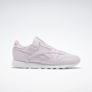 Classic Leather Shoes Pixel Pink / White / Jasmine Pink EG1093