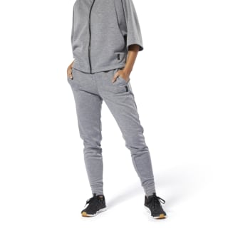 Pantalon en maille Training Supply Medium Grey Heather DP5663
