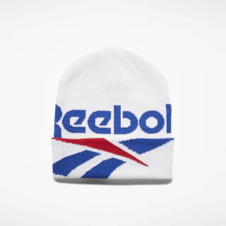 Classics Lost and Found Beanie White ED1290