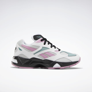 Aztrek 96 Shoes White / Jasmine Pink / Green Slate EF3108