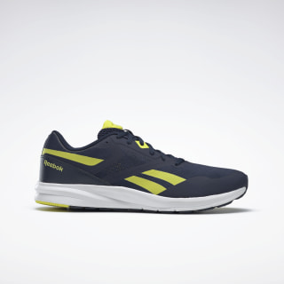 Reebok Runner 4.0 Shoes Collegiate Navy / Hero Yellow / White FV6427