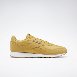 Reebok Royal Ultra Shoes Golden Wheat / Bron / White / Gum DV6657