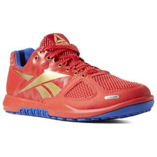 Reebok CrossFit® Nano 2 Red / Cobalt / Gold / White DV5759