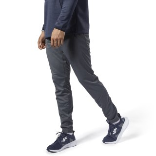Speedwick Knit Track Pants Dark Grey Heather EC0952