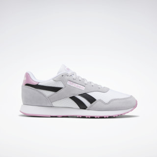 Reebok Royal Ultra Shoes White / Sterling Grey / Black EG9456