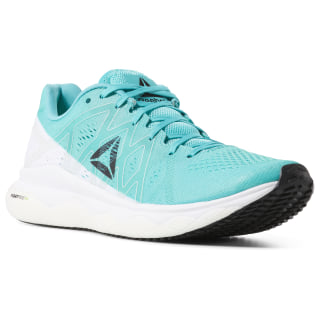 Reebok Floatride Run Fast Teal / White / Lime / Black CN6952