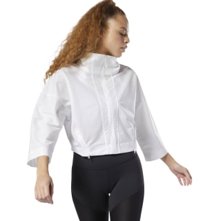 Cardio Jacket White DP5823