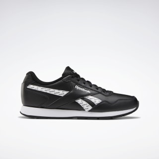 Tênis Reebok Royal Glide Black / White / White EF7489