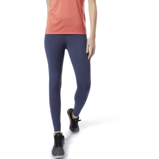 Reebok Lux Tights 2.0 Heritage Navy EC5886
