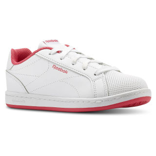 Reebok Royal Complete Clean White / Twisted Pink CN4807