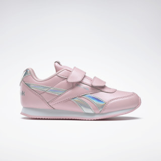Reebok Royal Classic Jogger 2.0 Shoes Pink Glow / Iridescent DV9013