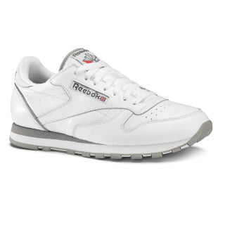 Classic Leather ARCHIVE White/Carbon/Red/Grey CM9670